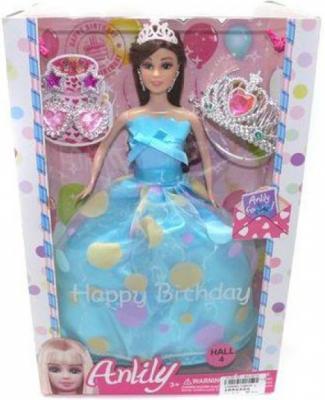 Кукла Shantou Gepai Анлили 29 см с аксессуарами