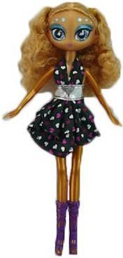 Кукла Shantou Gepai Инопланетянка TK-3