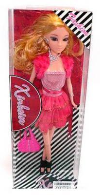 Кукла Shantou Gepai Модница 29 см XBE160-3 с аксессуарами