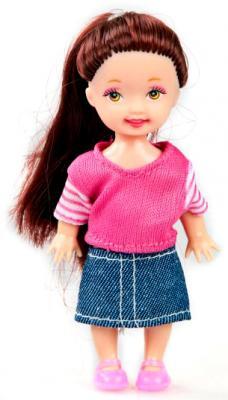 "Кукла Shantou Gepai ""Любимая малышка"" 10 см 87001"