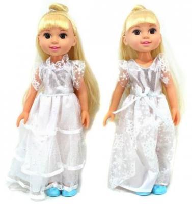 Кукла Shantou Gepai Берта 32 см Y20058002 shantou gepai кукла озвученная 30 см с коляской shantou gepai