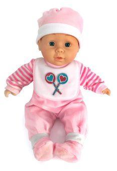 Пупс Shantou Gepai Мой малыш 35 см