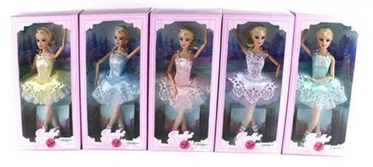 Кукла Shantou Gepai Балерина 29 см шарнирная ассортимент