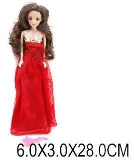Кукла Shantou Gepai Красотка 29 см YZ-112 с аксессуарами