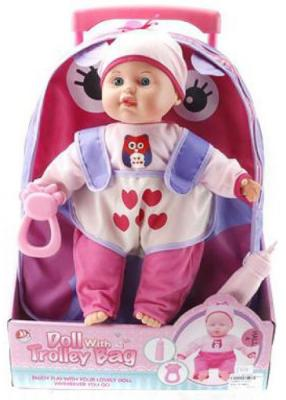 Купить Кукла Shantou Gepai 40 см F1639, пластик, Классические куклы и пупсы