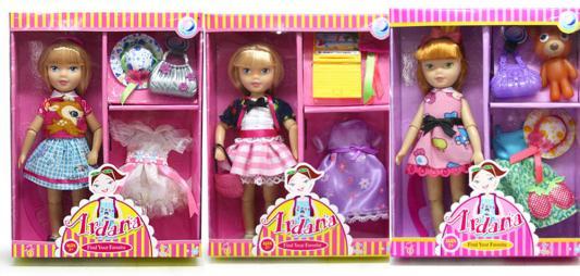 Кукла Shantou Gepai Ardana 17 см