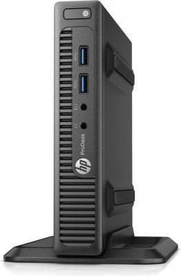 Неттоп HP ProDesk 400 G2 Mini Intel Core i5-6500T 8Gb SSD 256 Intel HD Graphics 530 64 Мб Windows 7 Professional + Windows 10 Professional черный P5K20EA P5K20EA