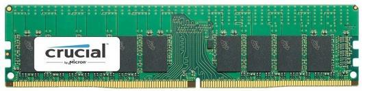 Оперативная память 8Gb PC4-19200 2400MHz DDR4 DIMM ECC Crucial CT8G4RFD824A