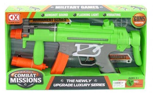Автомат Shantou Gepai Combat Missions зеленый 6927711974786