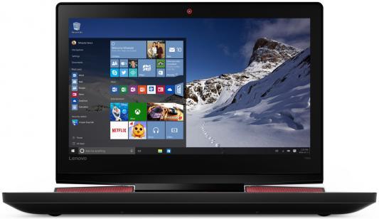 """Ноутбук Lenovo IdeaPad Y900-17ISK 17.3"""" 1920x1080 Intel Core i7-6820HK 80Q10079RK цена и фото"""