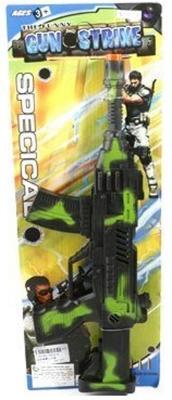Автомат-трещетка Shantou Gepai Gun Strike Special камуфляж 6633-8