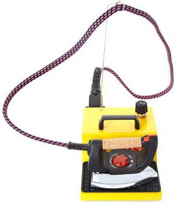 Гладильная система MIE Stiro Pro 100 2150Вт жёлтый 0380701 отпариватель для одежды mie stiro nonstop