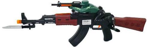 Автомат Shantou Gepai AK-47 черный