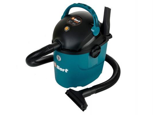Промышленный пылесос BORT BSS-1010 сухая уборка синий чёрный пылесос промышленный aeg ap2 200 elcp