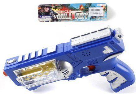 Бластер Наша Игрушка 8606A-2 синий 8606A-2