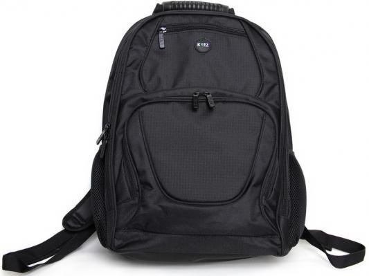 """Рюкзак для ноутбука 16"""" KREZ L16-502B полиэстер черный"""