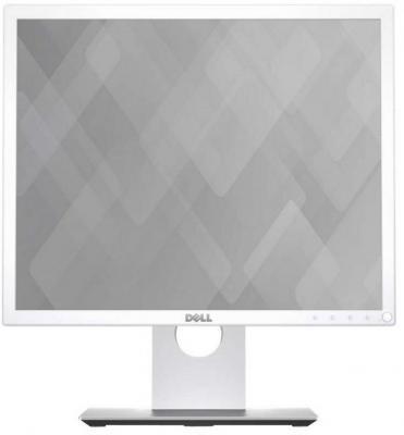 "Монитор 19"" Dell P1917S WHITE IPS, 1280x1024, 6ms, 250 cd/m2, 1000:1 (DCR 4M:1), D-Sub, HDMI, DP. USBhub, HAS, Pivot"