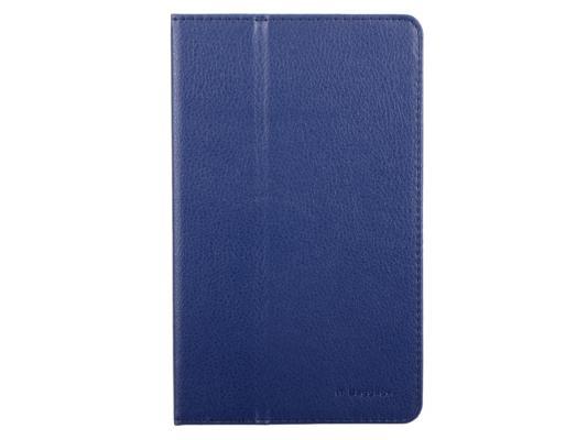 Чехол IT BAGGAGE для планшета Lenovo IdeaTab 3 8 TB3-850M искусственная кожа синий ITLN3A802-4 чехол для lenovo ideatab 10 tb x103f it baggage эко кожа черный