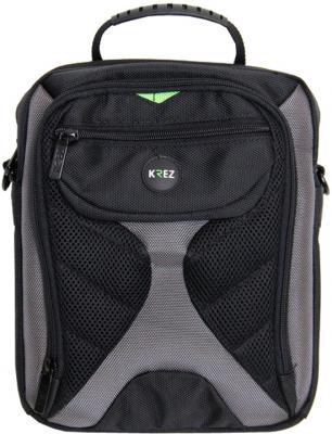 "Сумка для ноутбука 10.2"" KREZ M10-101B полиэстер черный"