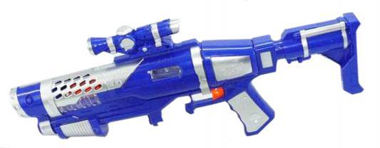Бластер Shantou Gepai KT8658-B10 синий серебристый 6927710167653