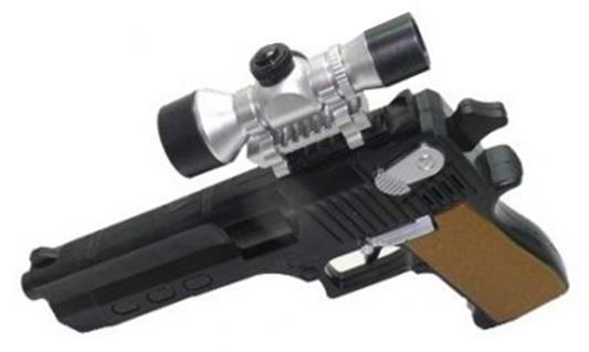 Пистолет Shantou Gepai W630-3 черный