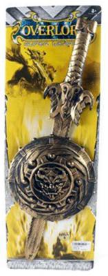 Оружие Shantou Gepai Overlord золотистый 36B-1