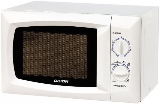 СВЧ Orion MWO-S1801MW 700 Вт белый