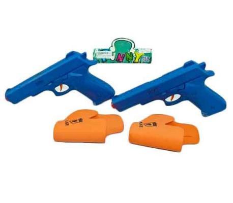 Набор оружия Shantou Gepai 6927710888930 синий оранжевый ES2089-K2011-A