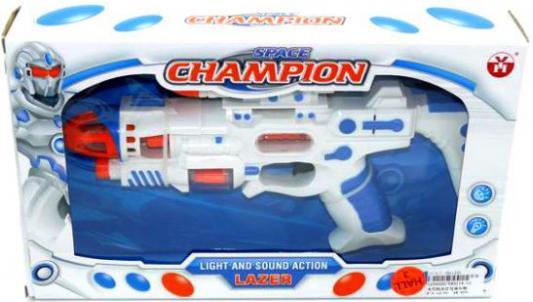 Пистолет Shantou Gepai YH3114-12 белый синий 6927712345202