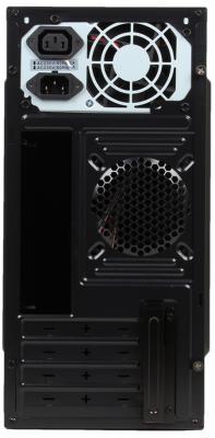 Корпус microATX Sun Pro Electronics VISTA V 450 Вт чёрный серебристый