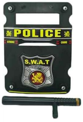 Набор Shantou Gepai S.W.A.T черный 9009-5