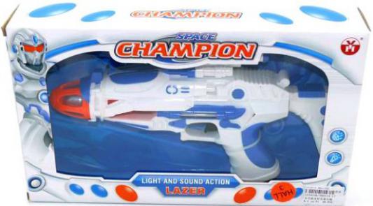 Пистолет Shantou Gepai YH3114-17 белый синий 6927712342362