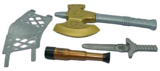 Набор Shantou Gepai 915-8 серый золотистый