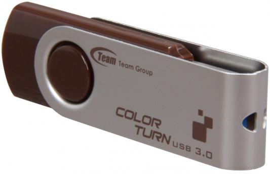 Флешка USB 32Gb Team Color Turn Drive E902 коричневый TE902332GN01 765441001831 внешний накопитель 32gb usb drive