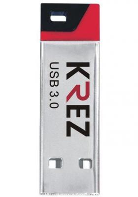 Флешка USB 32Gb Krez mini 602 черно-красный KREZ602U3BR32
