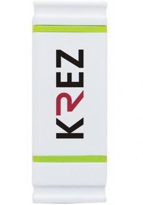 Флешка USB 16Gb Krez micro 501 бело-зеленый + адаптер KREZ501WE16 флешка usb 32gb krez micro 501 бело зеленый krez501we32