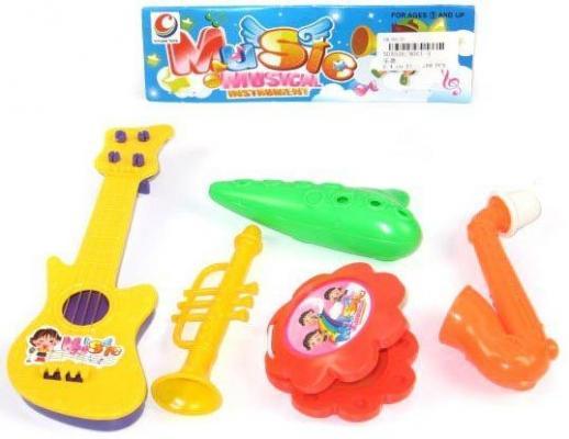 Набор музыкальных инструментов Shantou Набор музык.инструментов 8001-5