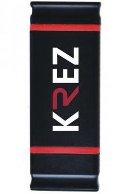 Флешка USB 16Gb Krez micro 501 черно-красный + адаптер KREZ501BR16 43131