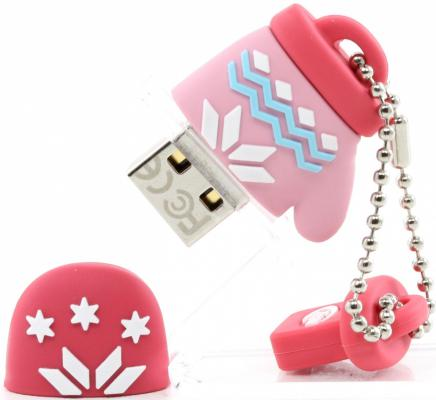 Флешка USB 8Gb Team T134 Drive розовый TT1348GK01 765441012882