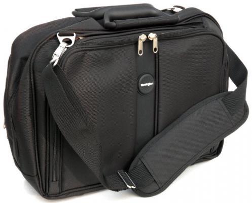 Сумка для ноутбука 15.4 Kensington Contour Notebook Case нейлон черный 62220