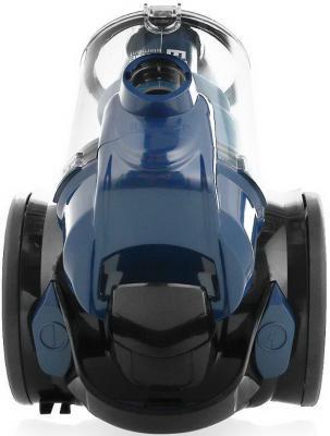 Пылесос HOME ELEMENT HE-VC1801 сухая уборка чёрный синий