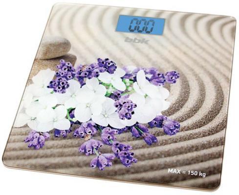Весы напольные BBK BCS3002G бежевый
