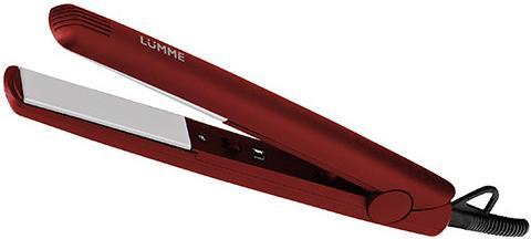 Выпрямитель для волос Lumme LU-1010 бордовый