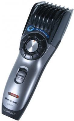 Триммер Panasonic ER217S520 серебристый чёрный