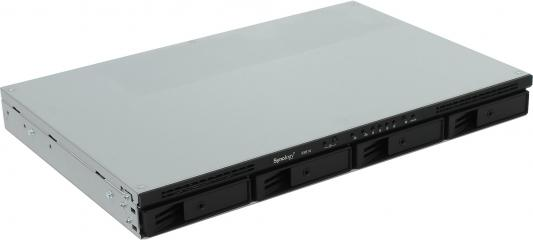 "Сетевой накопитель Synology RS816 4x2.5""/3.5"" HDD RAID0/1/5/6/10/JBOD 2xGbLAN 2xUSB3.0 1xeSATA"