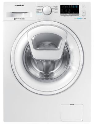 Стиральная машина Samsung WW65K42E08W белый стиральная машина samsung ww70j52e0hwdlp белый