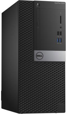 Системный блок Dell Optiplex 5040 MT i5-6500 3.2GHz 4Gb 500Gb HD530 DVD-RW Linux клавиатура мышь серебристо-черный 5040-9938 системный блок dell optiplex 7040 sff i5 6500 3 2ghz 4gb 500gb hd530 dvd rw win7pro win10pro клавиатура мышь серебристо черный 7040 2686