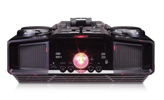 Минисистема LG CM9960 4800Вт черный (без колонок) пылесос lg vc53202nhtr