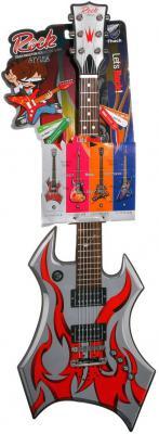 Гитара Shantou Gepai сенсорная, 79 см FH1527-4L A/B в ассортименте