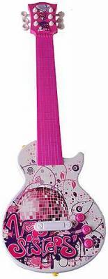 Гитара Shantou Gepai VIP Sisters 6 струн 841-14